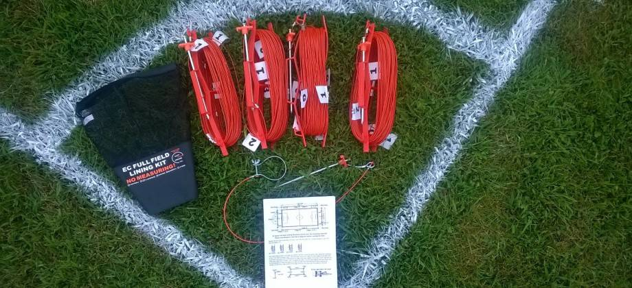EC Lines Full Field Football, Soccer or Lacrosse Marking Kit