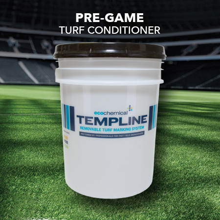 TempLine Pre-Game Turf Conditioner