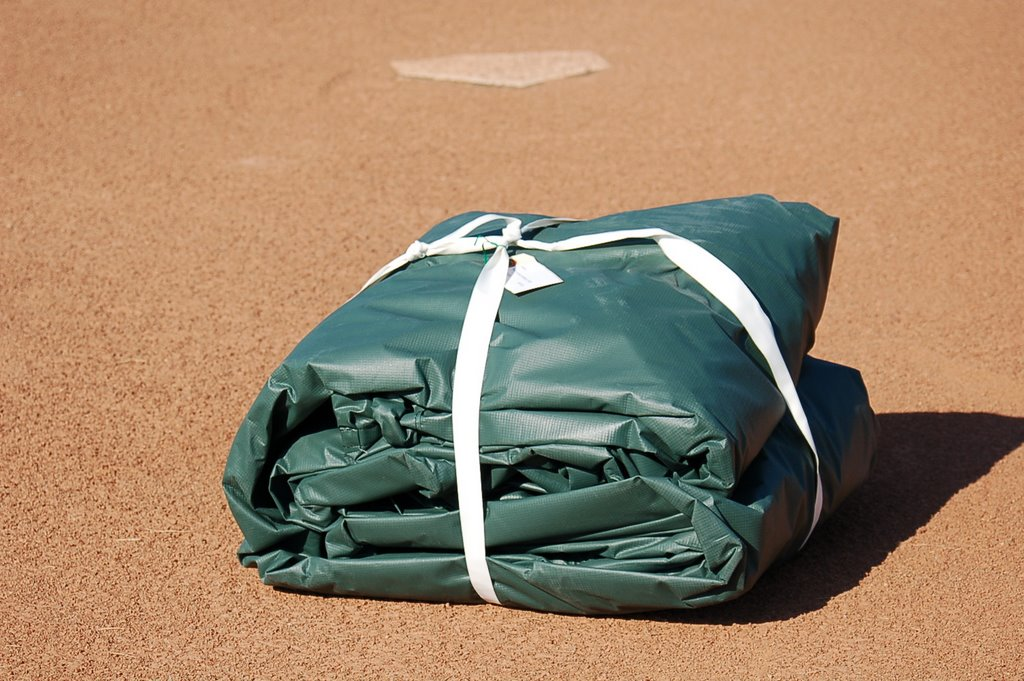 Mound/Base Rain Cover