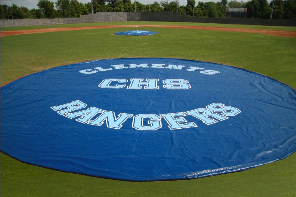 Pitching Mound Covers | Home Plate and Base Covers