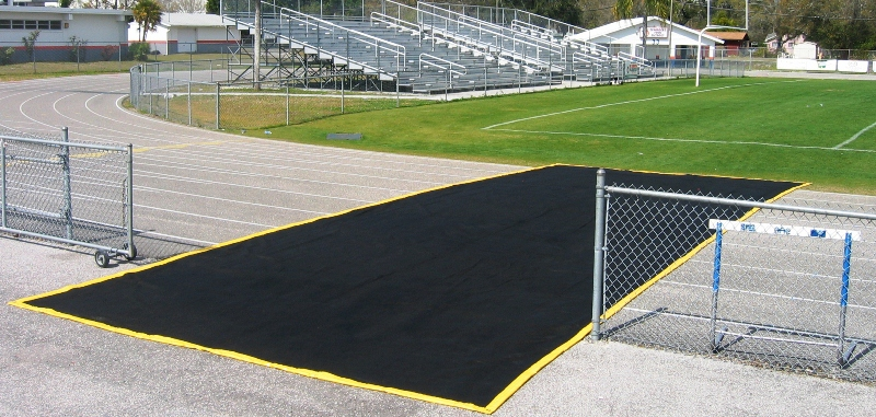 Cross-Over Zone® or Bench-Zone® Track Protector