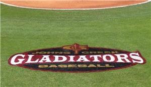 JCHS Gladiators Field Stencil Photo